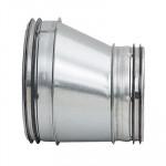 RLU 160/112 - asymmetric reducer