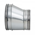 RLU 200/112 - asymmetric reducer